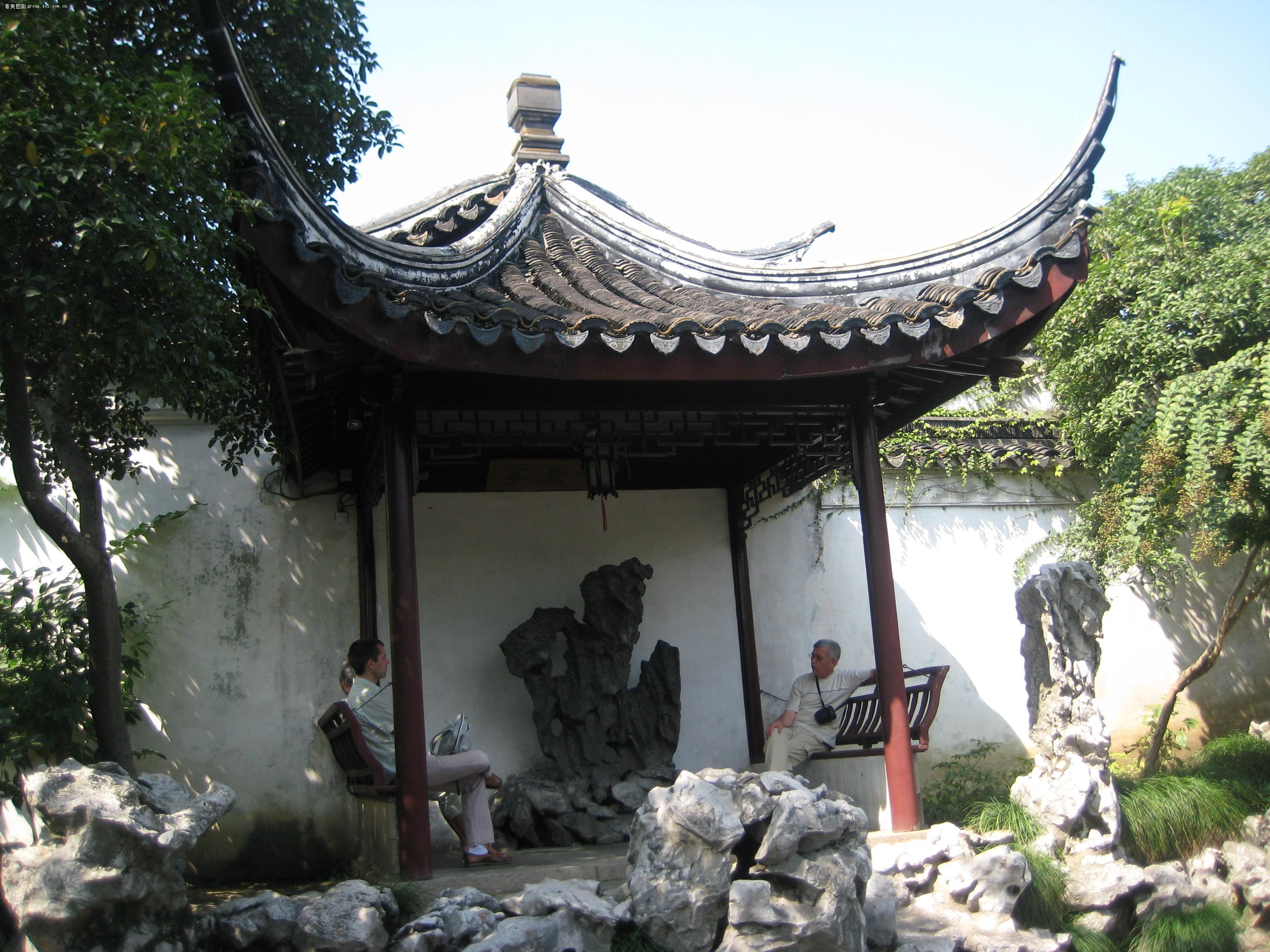 【网师园——苏州园林(三)】-佳能