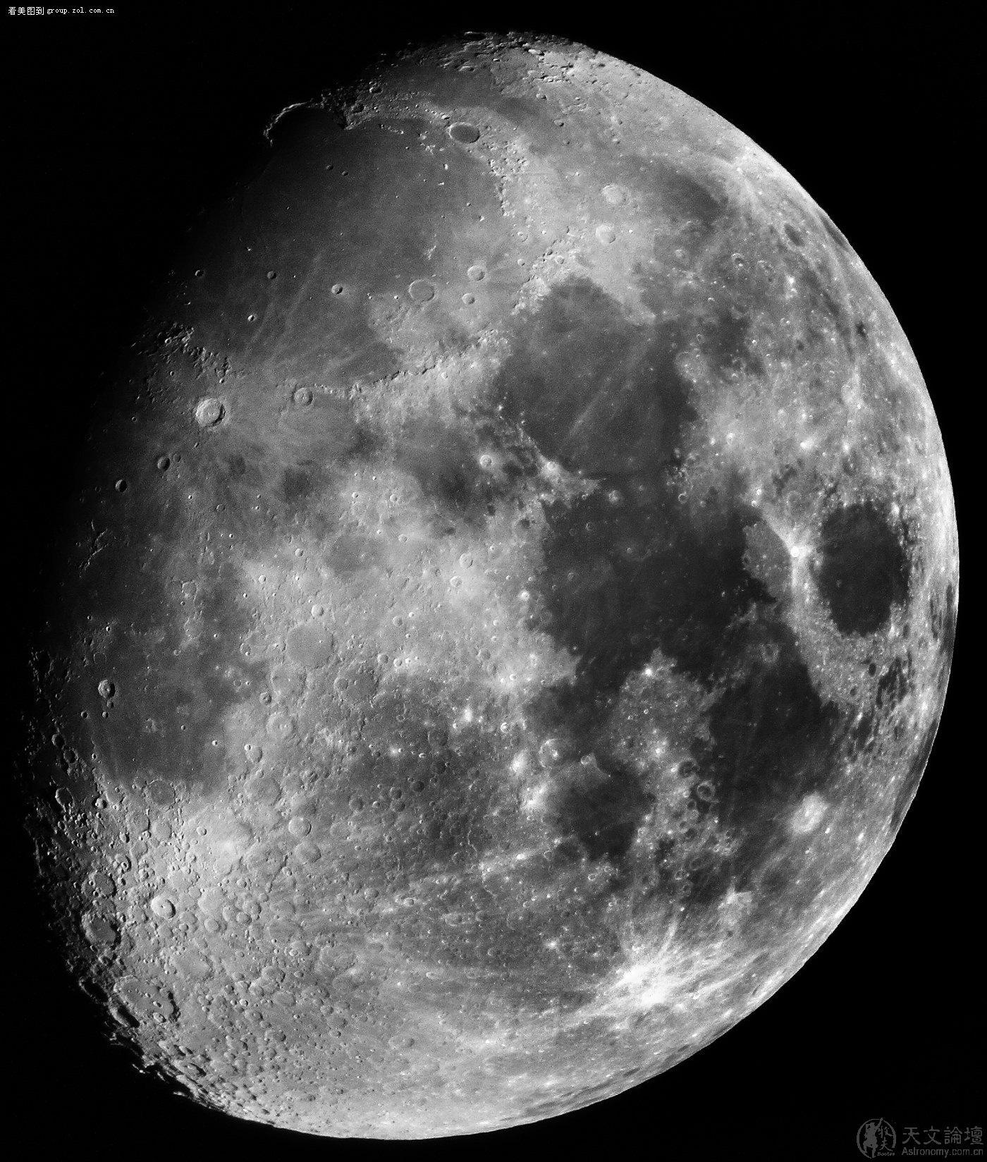 【重阳节夜晚的月亮】索尼