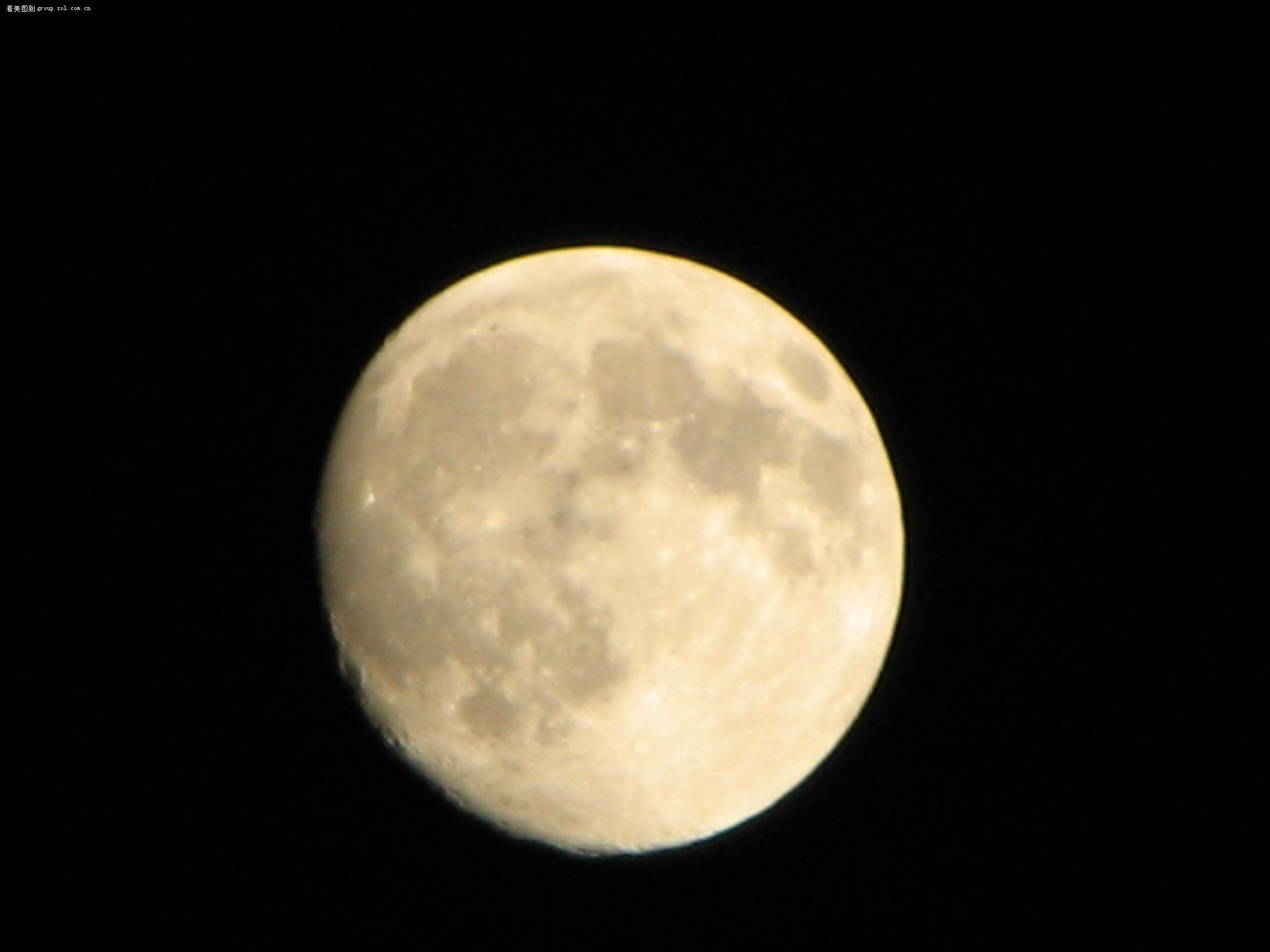 月亮星空简笔画带颜色