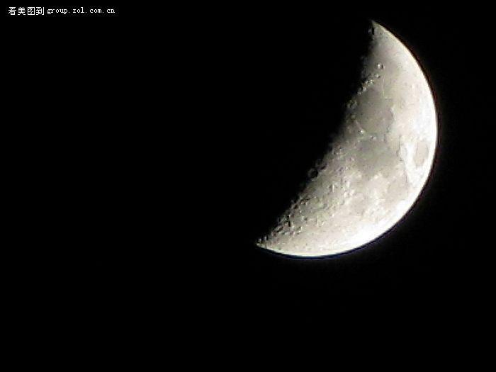 【长焦端拍摄月亮】佳能