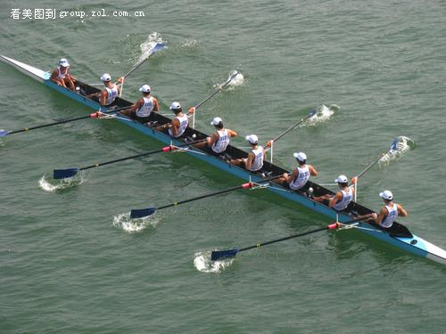 2007中国赛艇公开赛暨北大--清华邀请赛