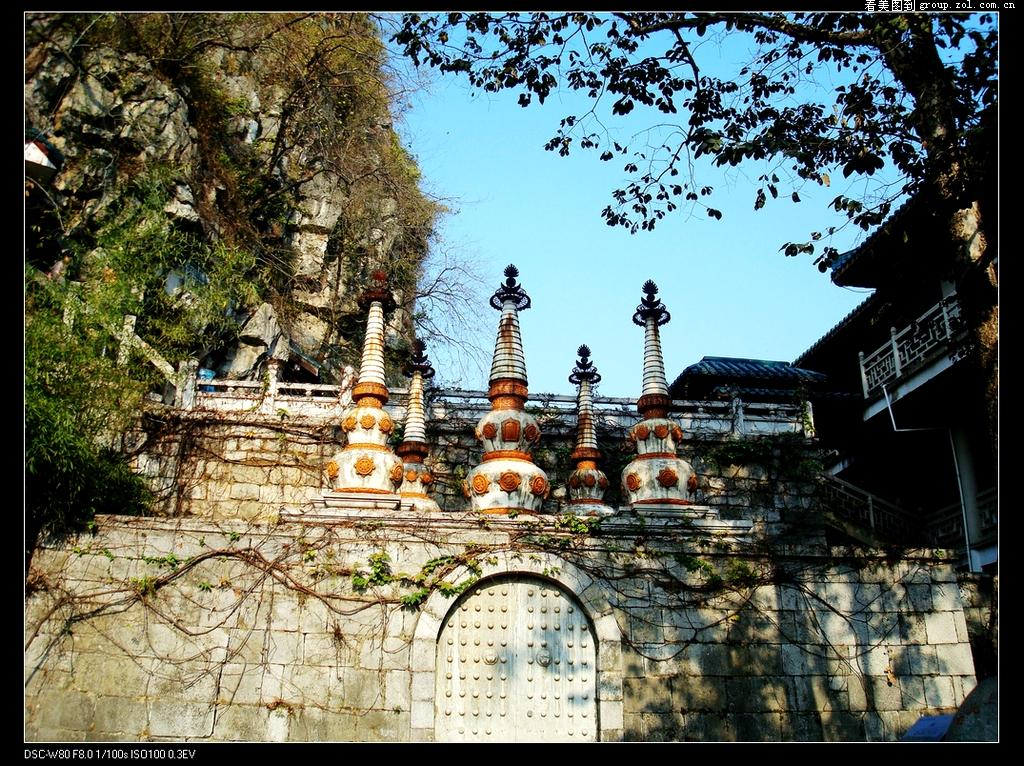 桂林风景名胜系列之---虞山(上)