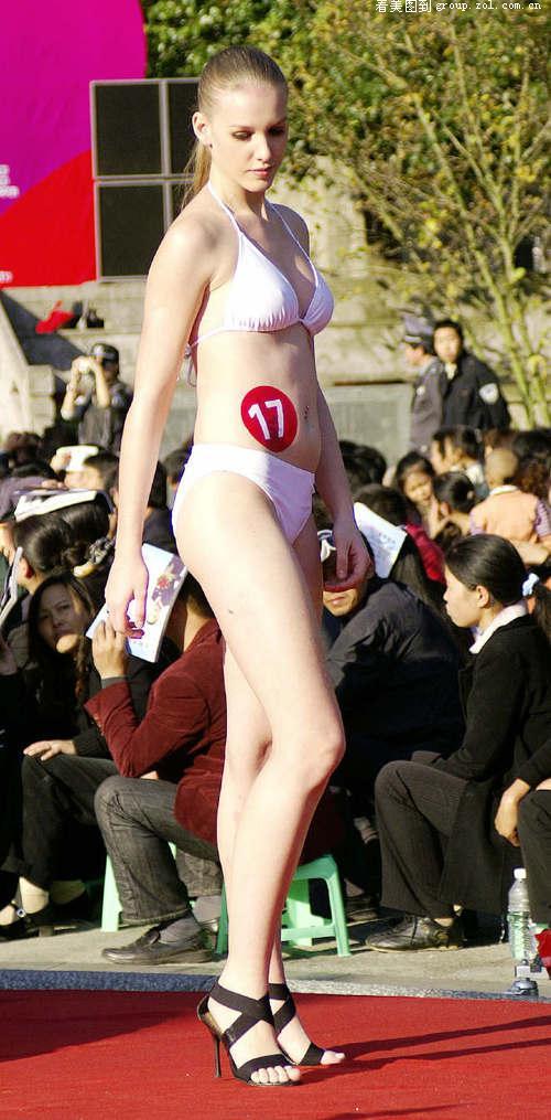 东方国际模特大赛总决赛:泳装篇(二)