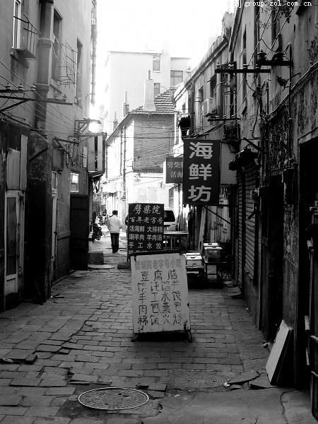 《青岛劈柴院》-中关村在线摄影论坛