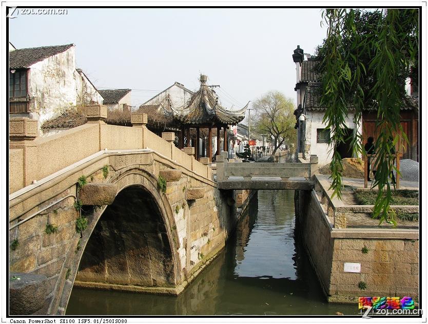 苏州美景之五----小桥流水人家(平江路二)