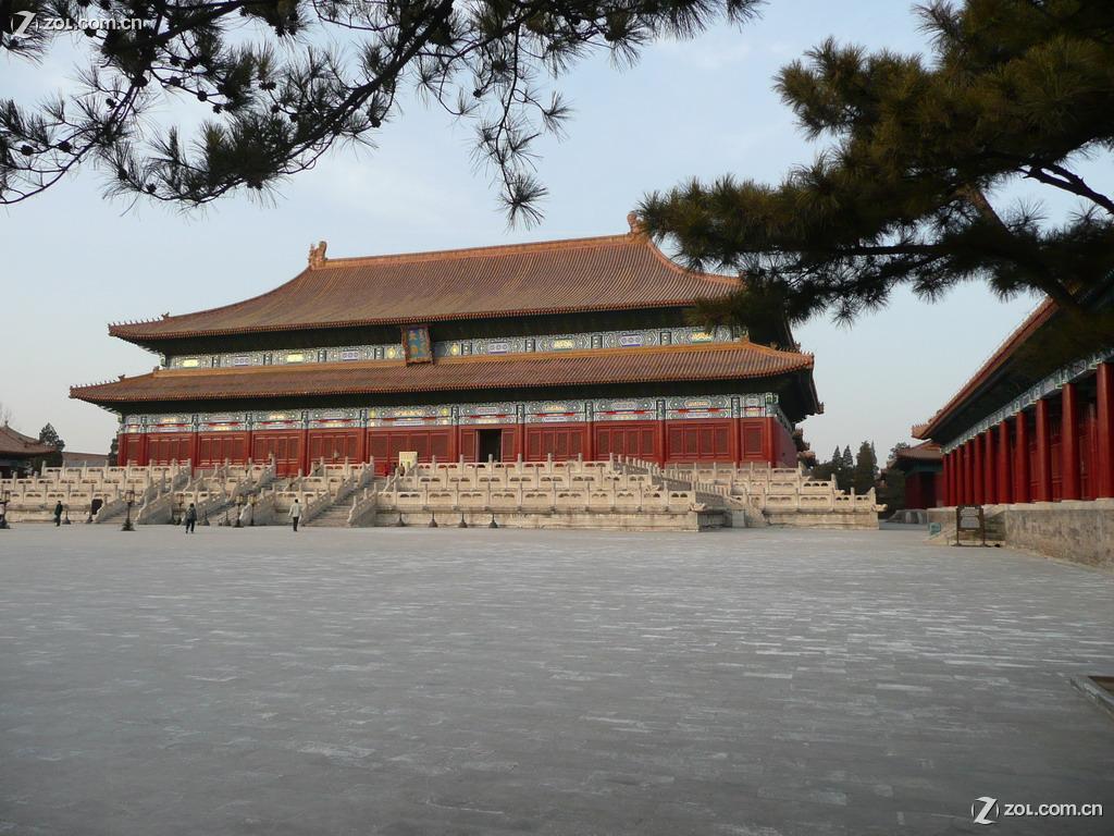 北京太庙-劳动人民文化宫