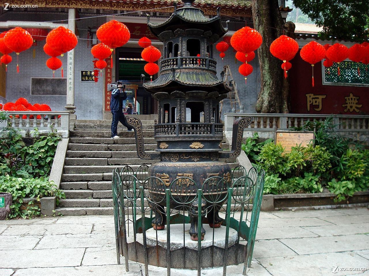 【广西桂平西山风景区--上集】-人文纪实论坛-zol