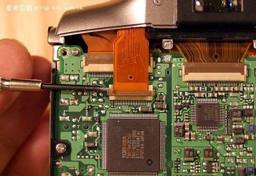 改装单反红外数码相机详细步骤