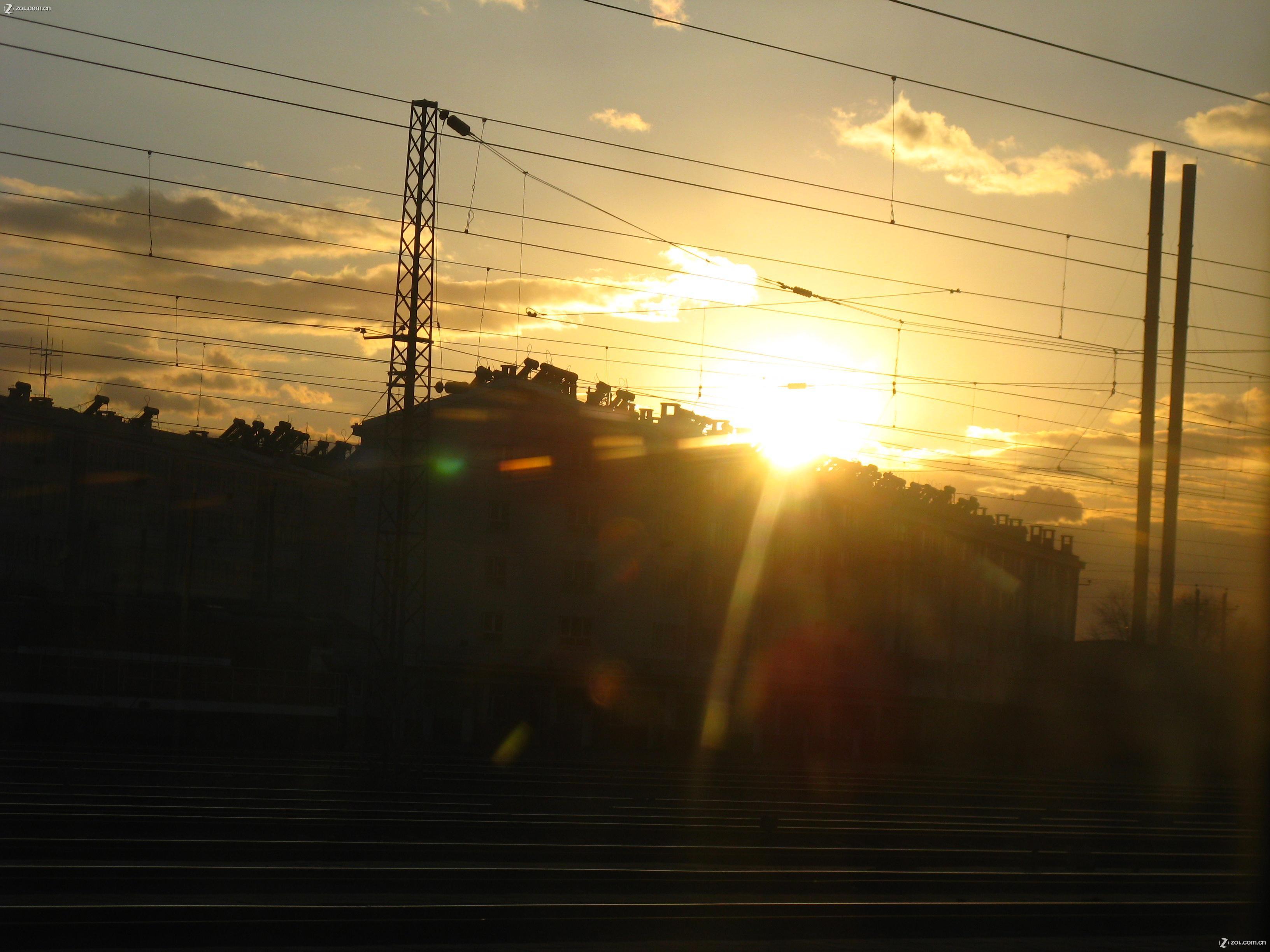男微信头像 背影 夕阳