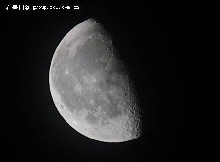 【如何拍摄月亮(附照片)】索尼