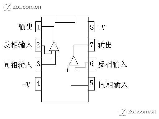 mk2后级功放板的功放集成电路lm4766转换转换速率