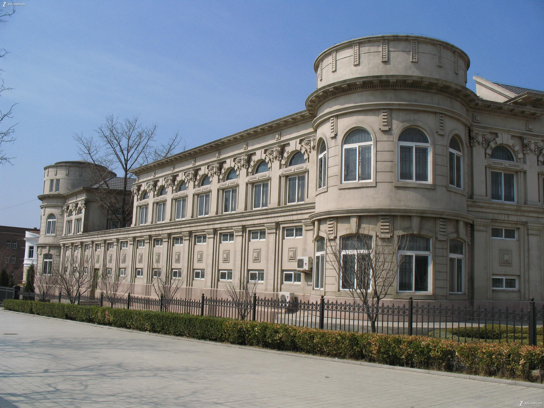 旅顺博物馆外景