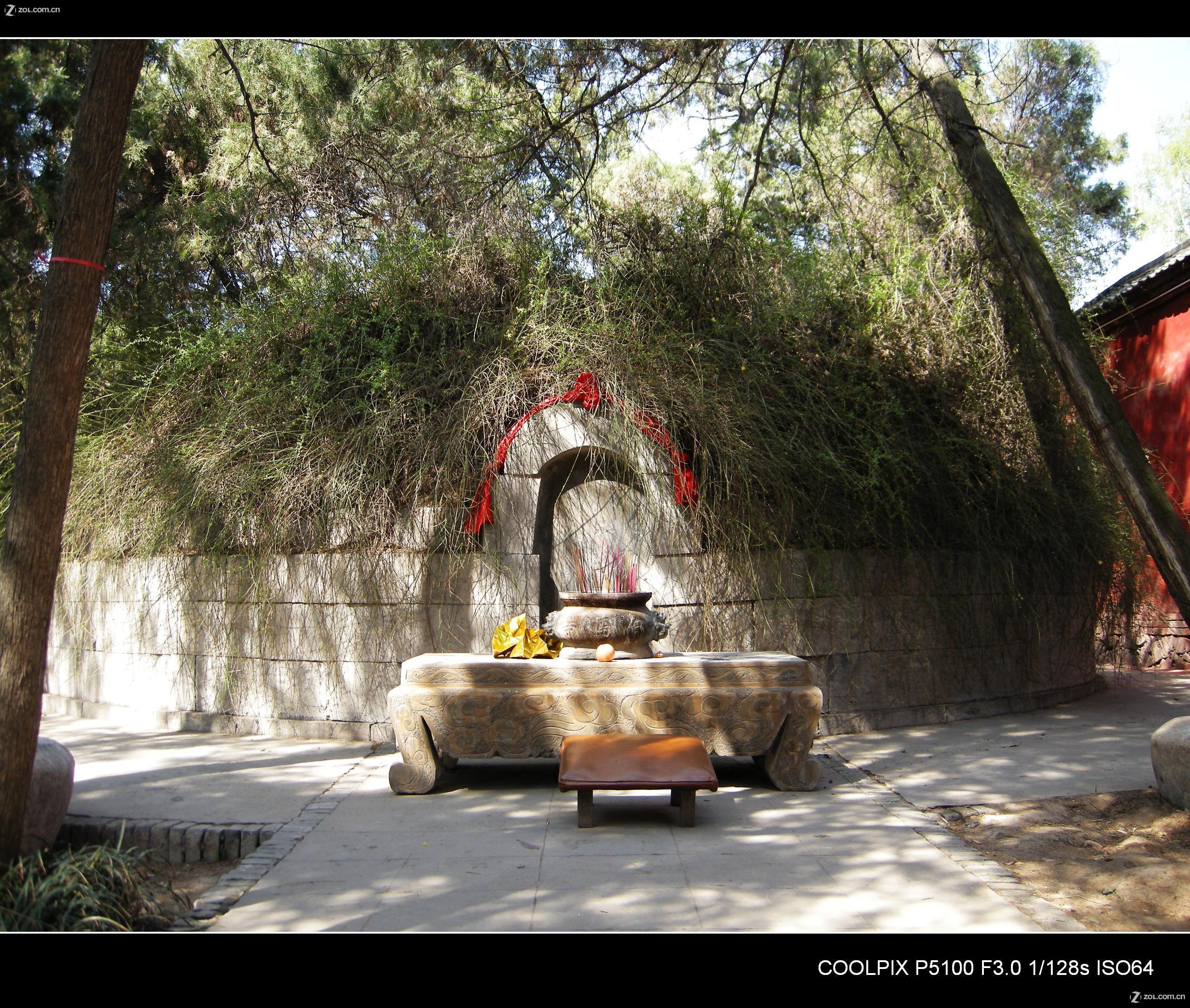 白马寺05 2008年3月中 洛阳行 白马寺 高清图片