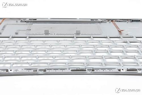 键盘内部结构组装图