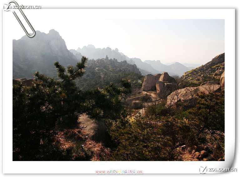 胶南大珠山-中关村在线摄影论坛