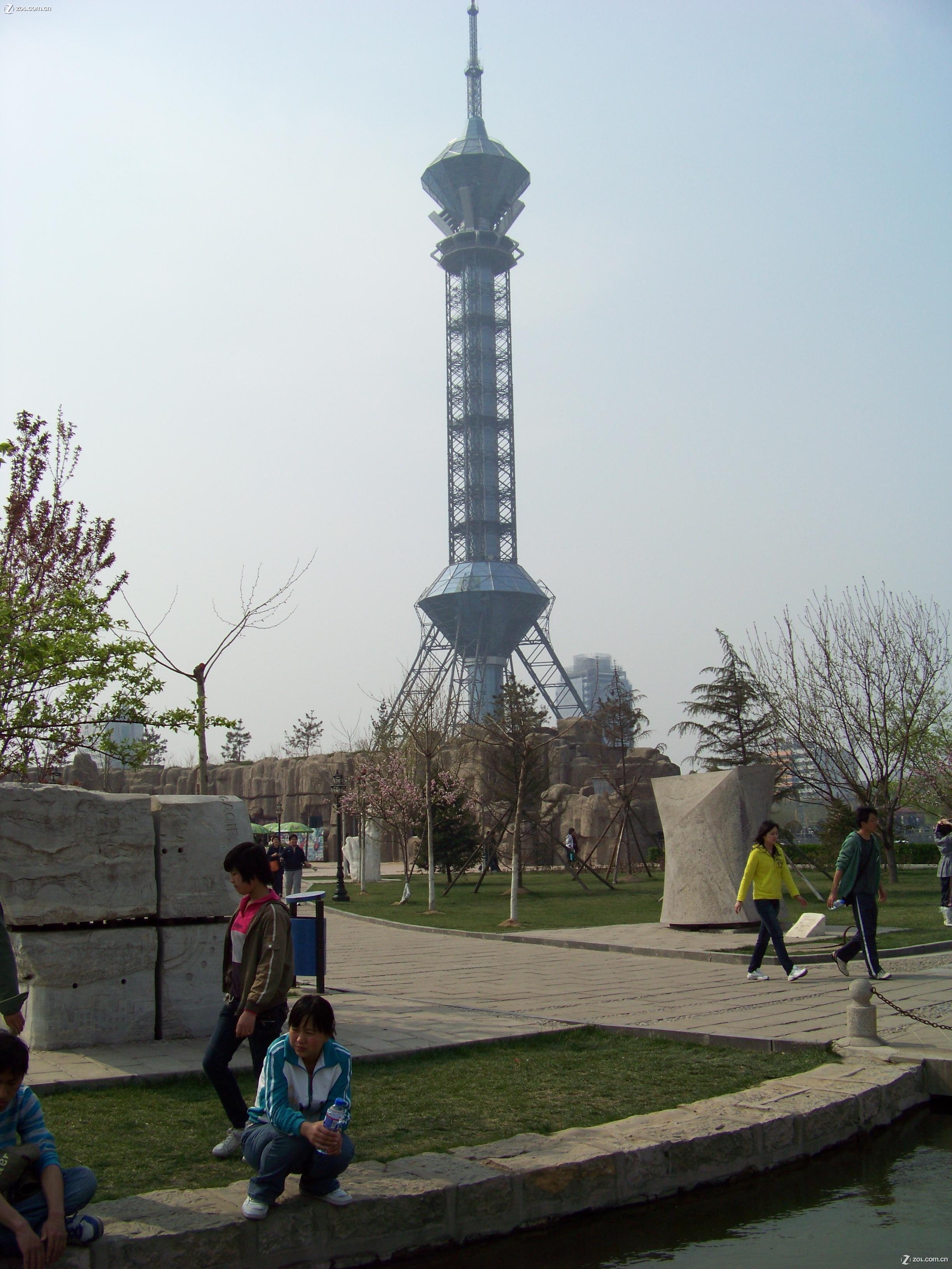 【电视发射塔】-自然风景论坛-zol中关村在线