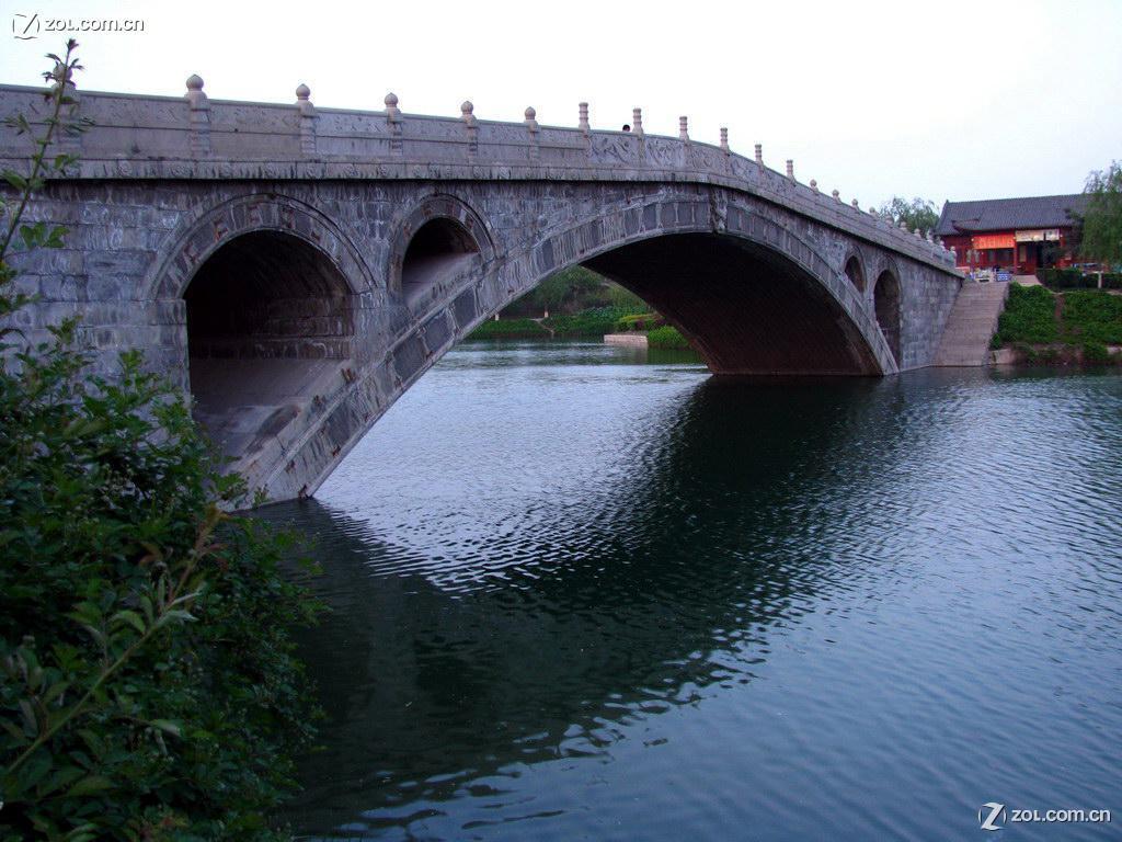 中国四大古桥