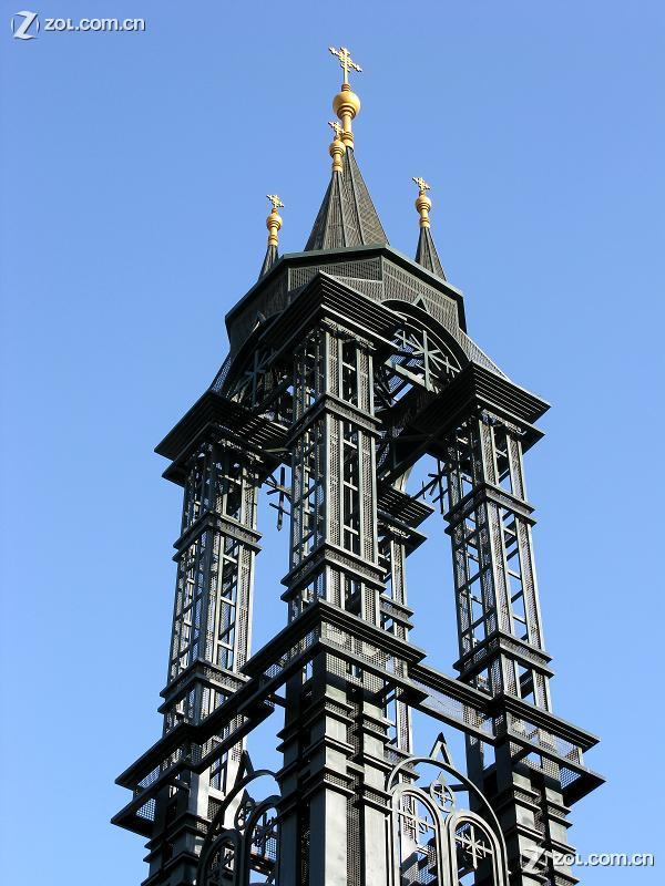 俄式风格建筑图片