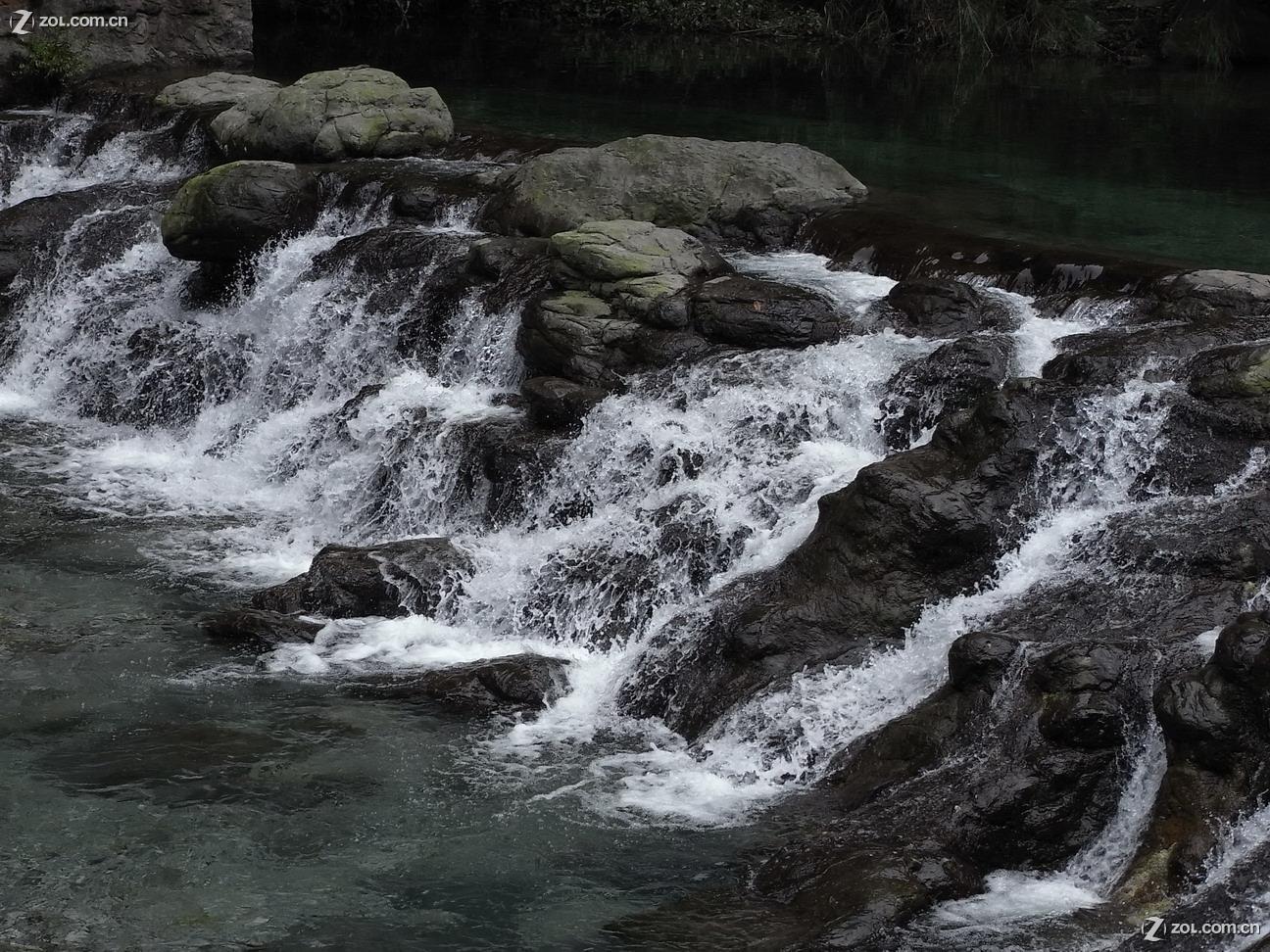 【高山流水】自然风景-数码摄影论坛-zol中关村在线
