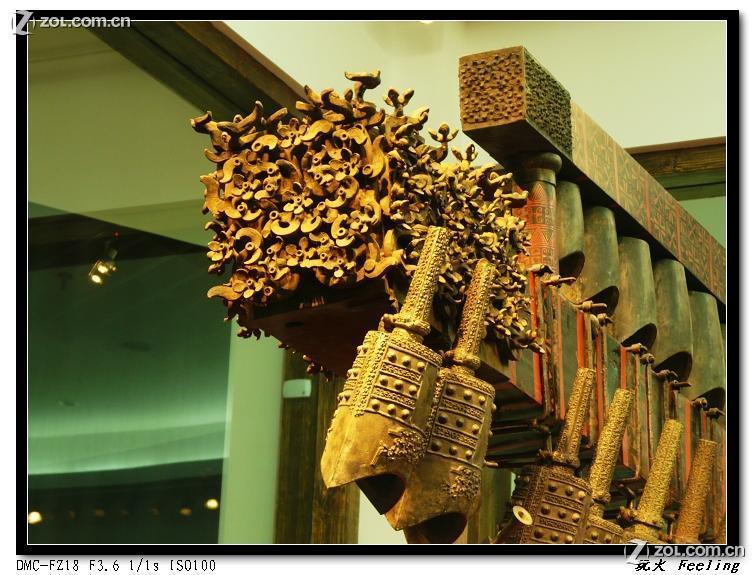 【玩火原创】 带你去湖北省博物馆 之二 曾侯乙编钟