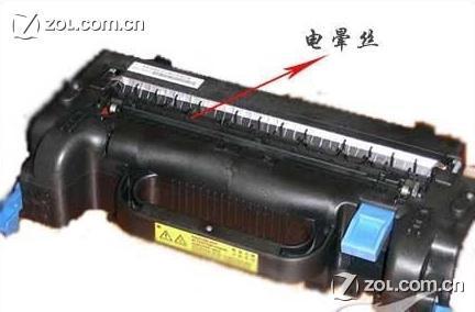 4,光电传感器的维护 光电传感器被污染,会导致打印机检测失灵.