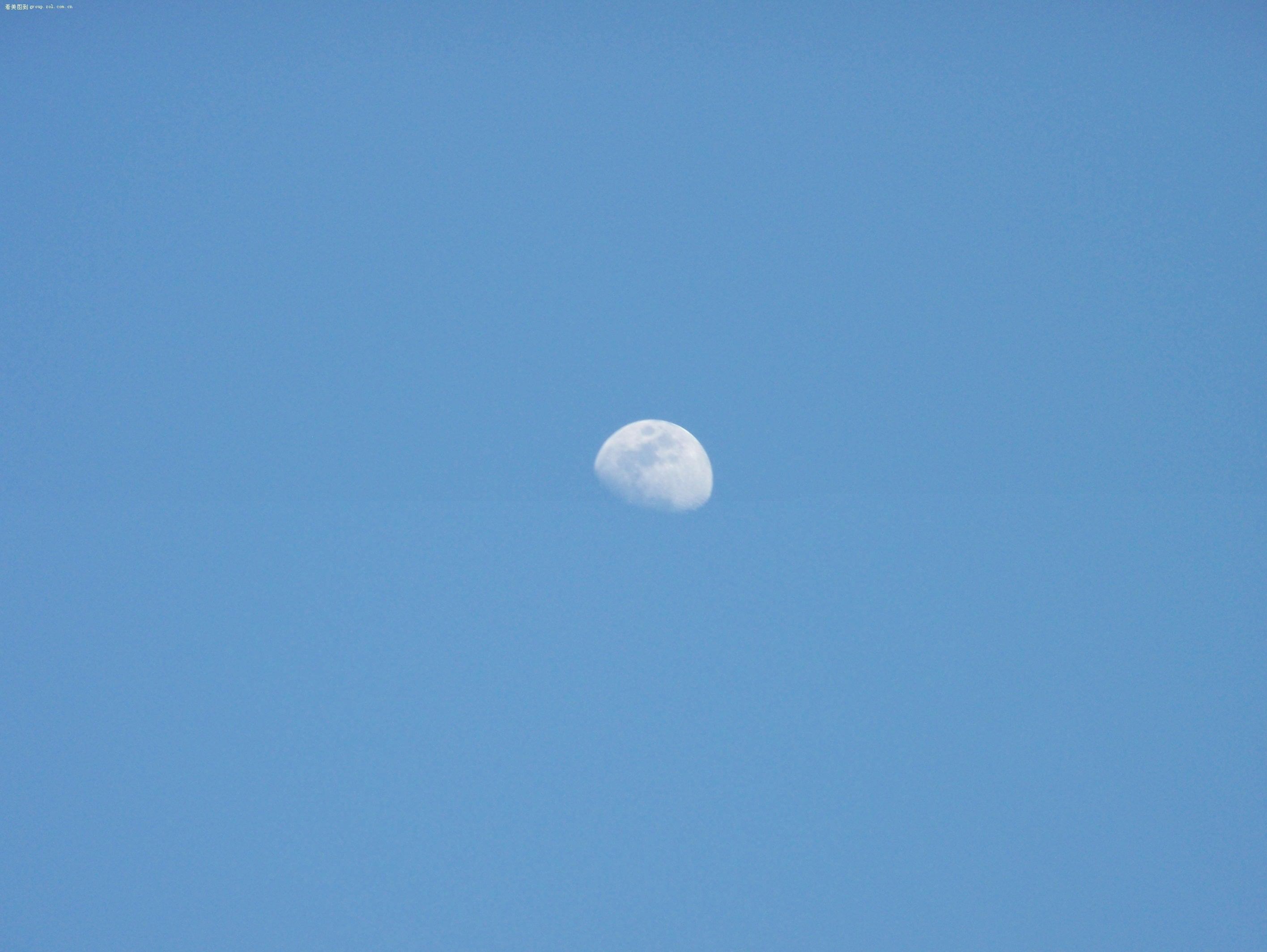 qq男生头像背影夜晚和月亮