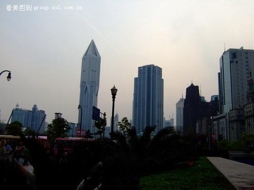 【上海南京东路步行街和东方明珠电视塔】-论坛-ZOL中关村在线图片
