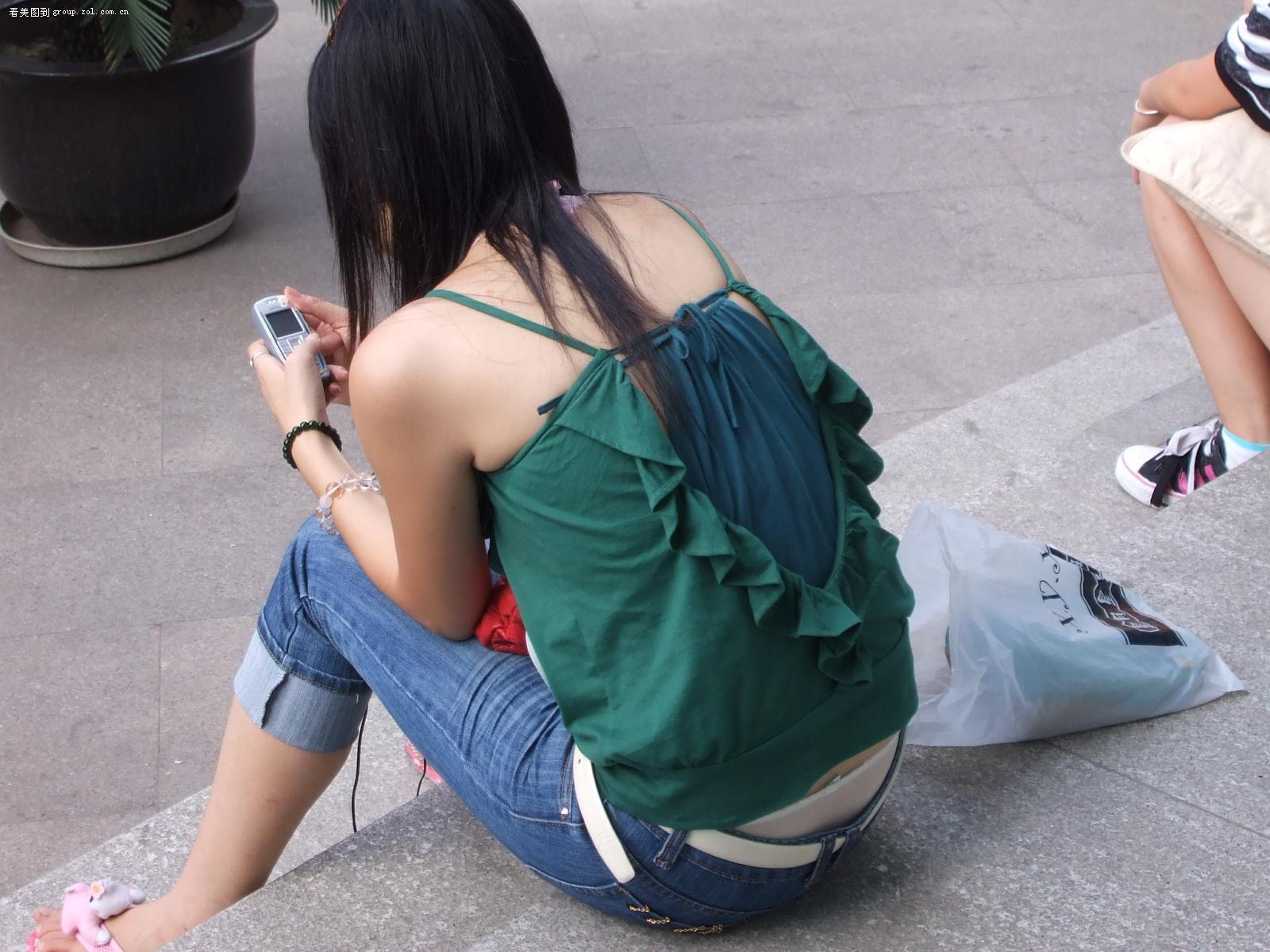 【女孩子的背】富士 v10--zol中关村在线