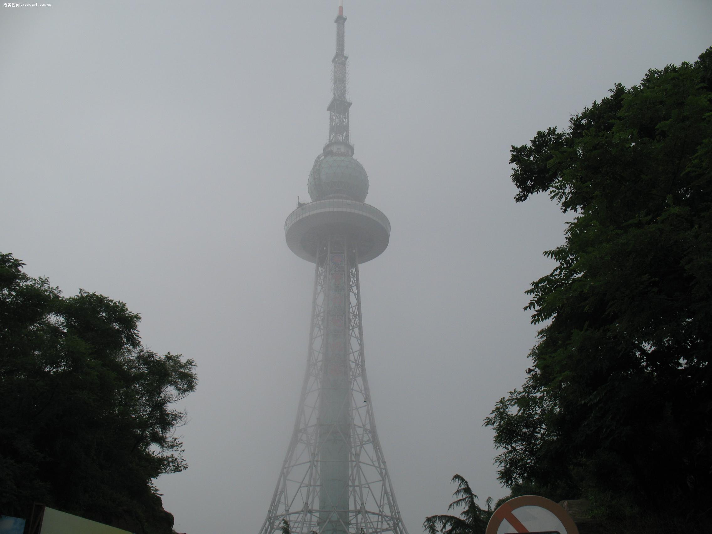 青岛东方明珠塔