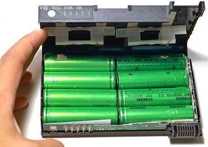 控制电路加上几块锂电池