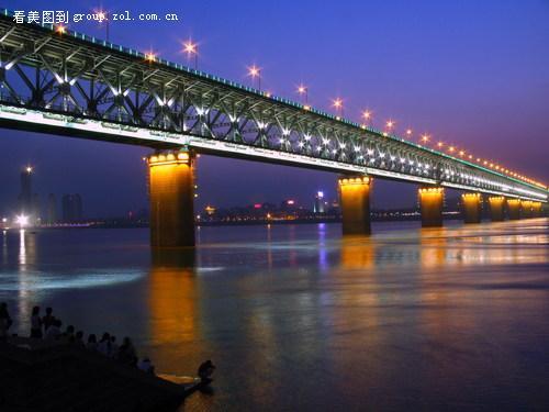 长江大桥创意手绘20个