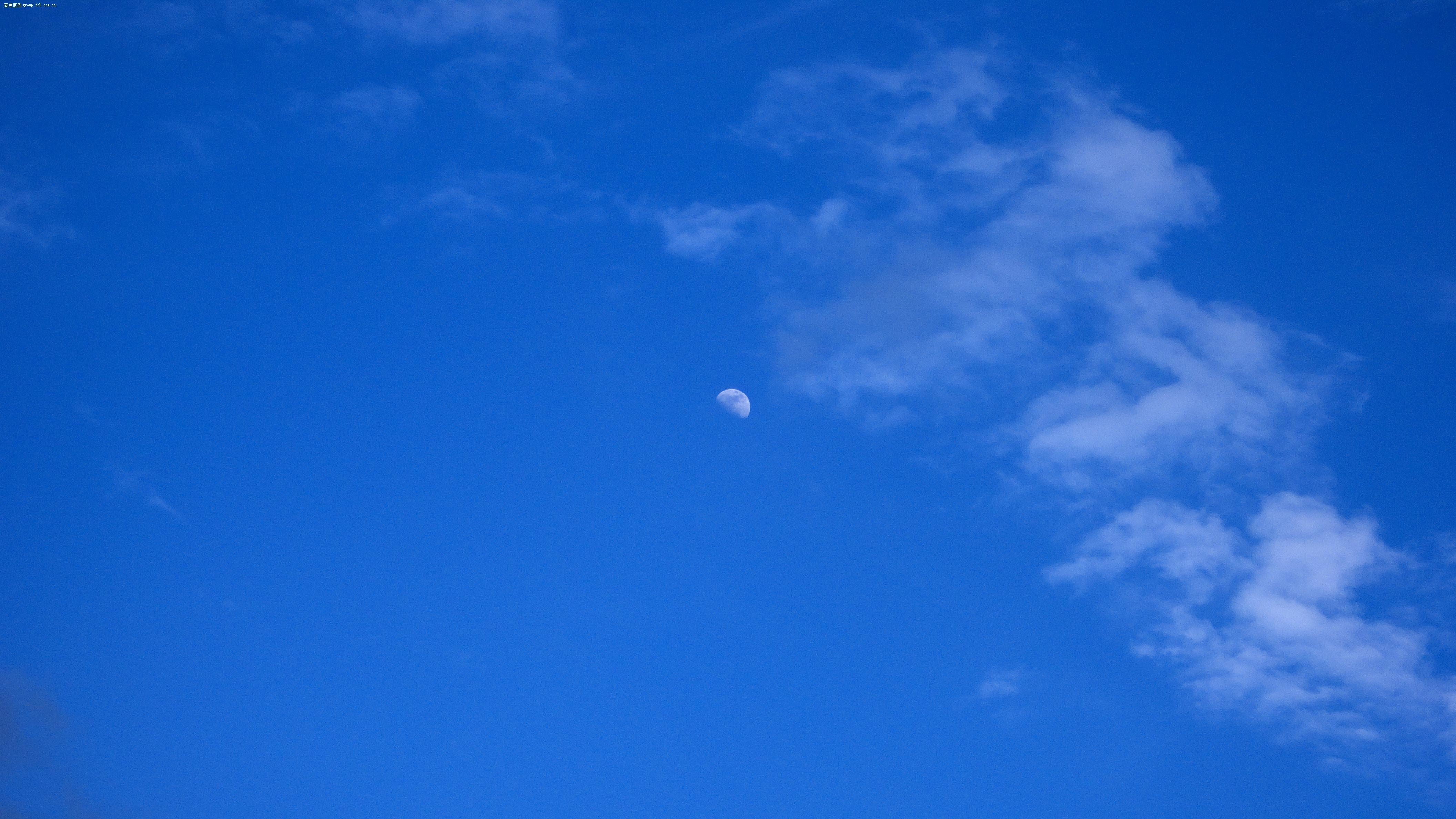 【lx2拍月亮,意境不错哦】松下