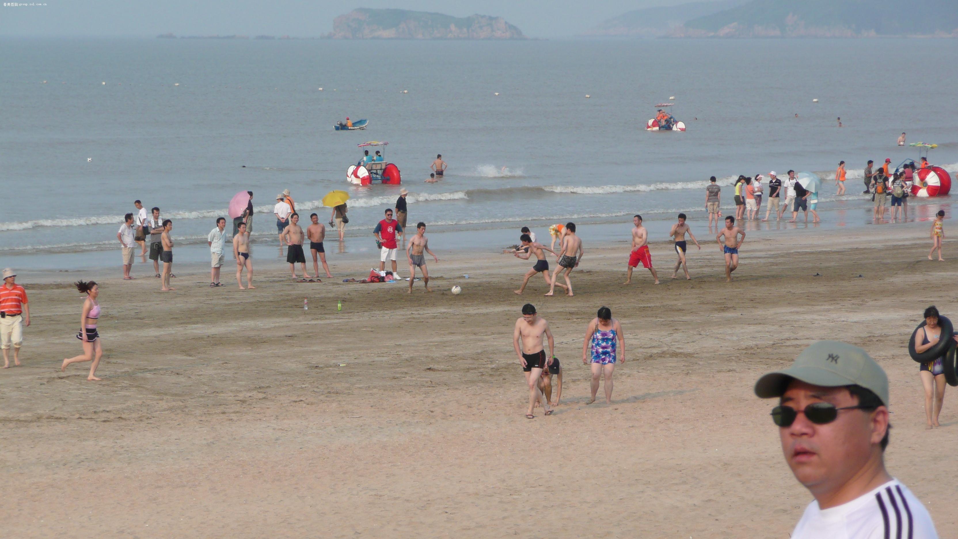 16 9拍沙滩 嵊泗海岛行