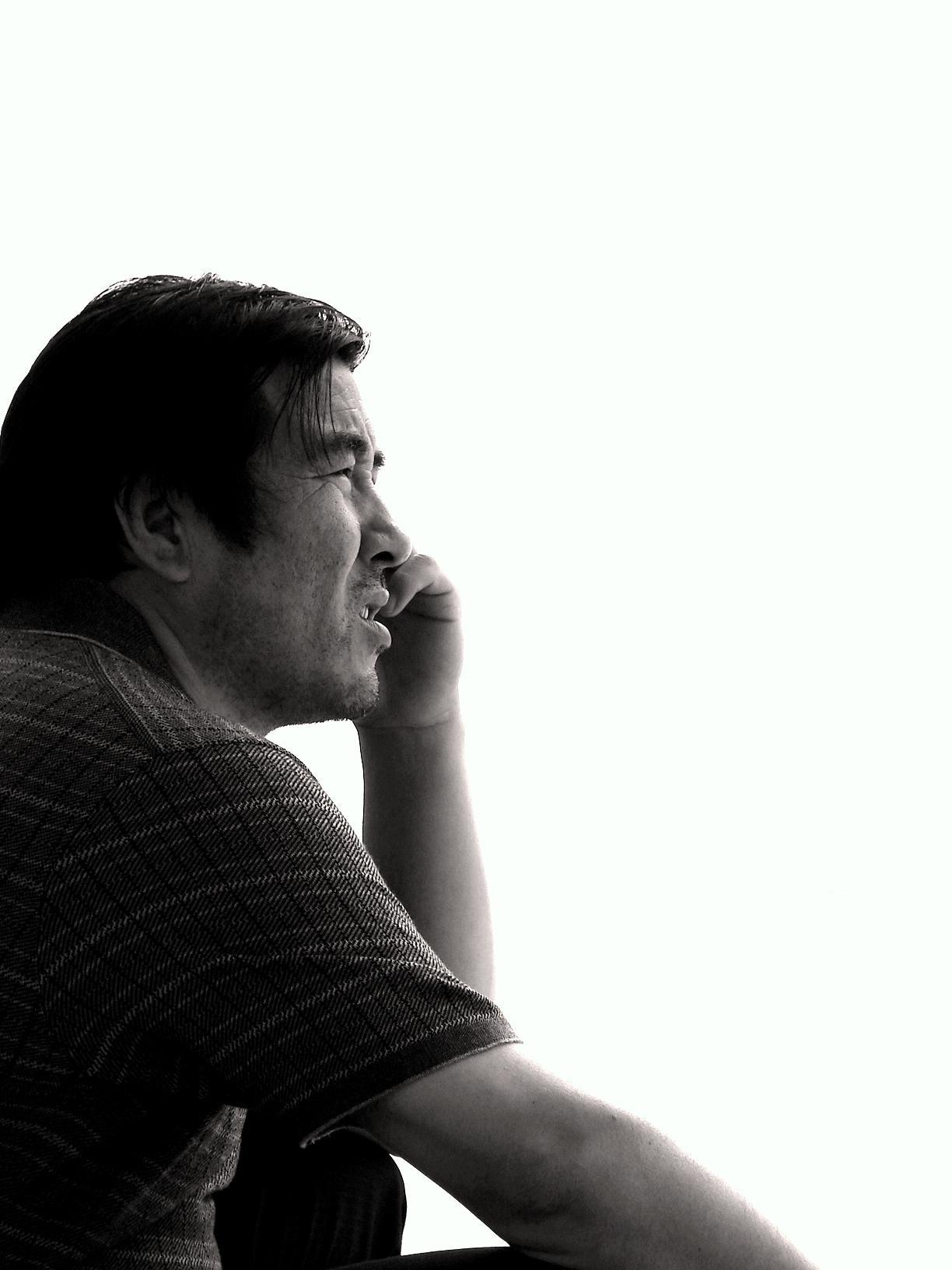 【黑白~人物】-尼康 s8-数码摄影论坛-zol中关村在线