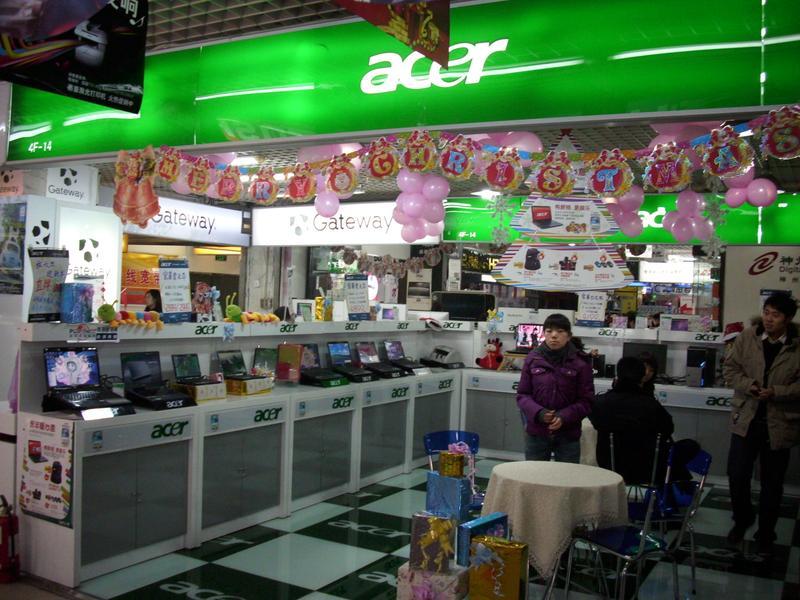 石家庄acer宏碁专卖店 政府采购指定单位 激