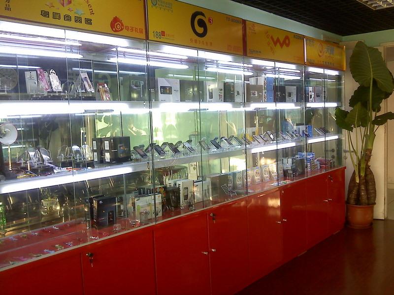电子产品商店设计分享展示