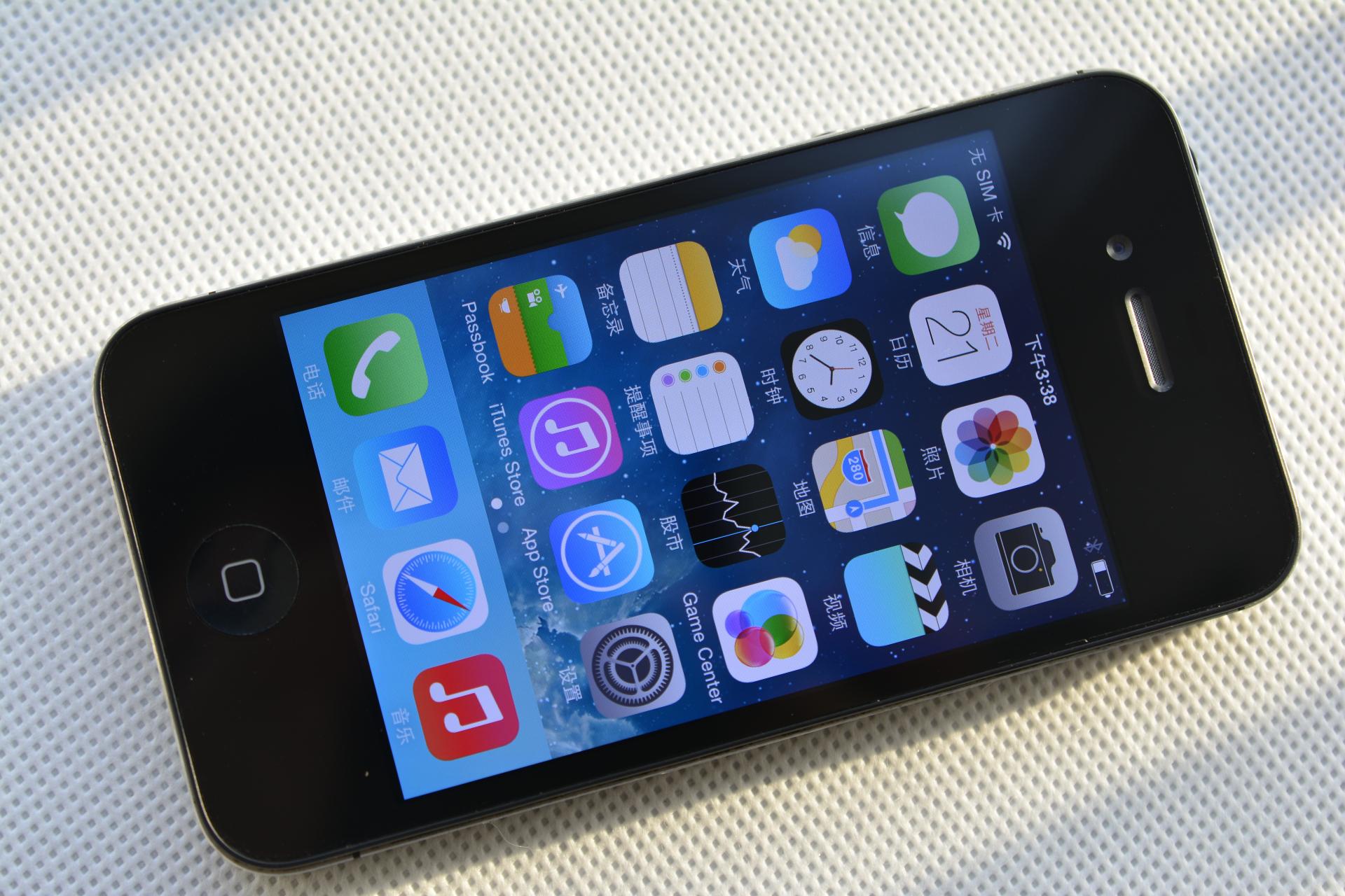苹果iphone 4s