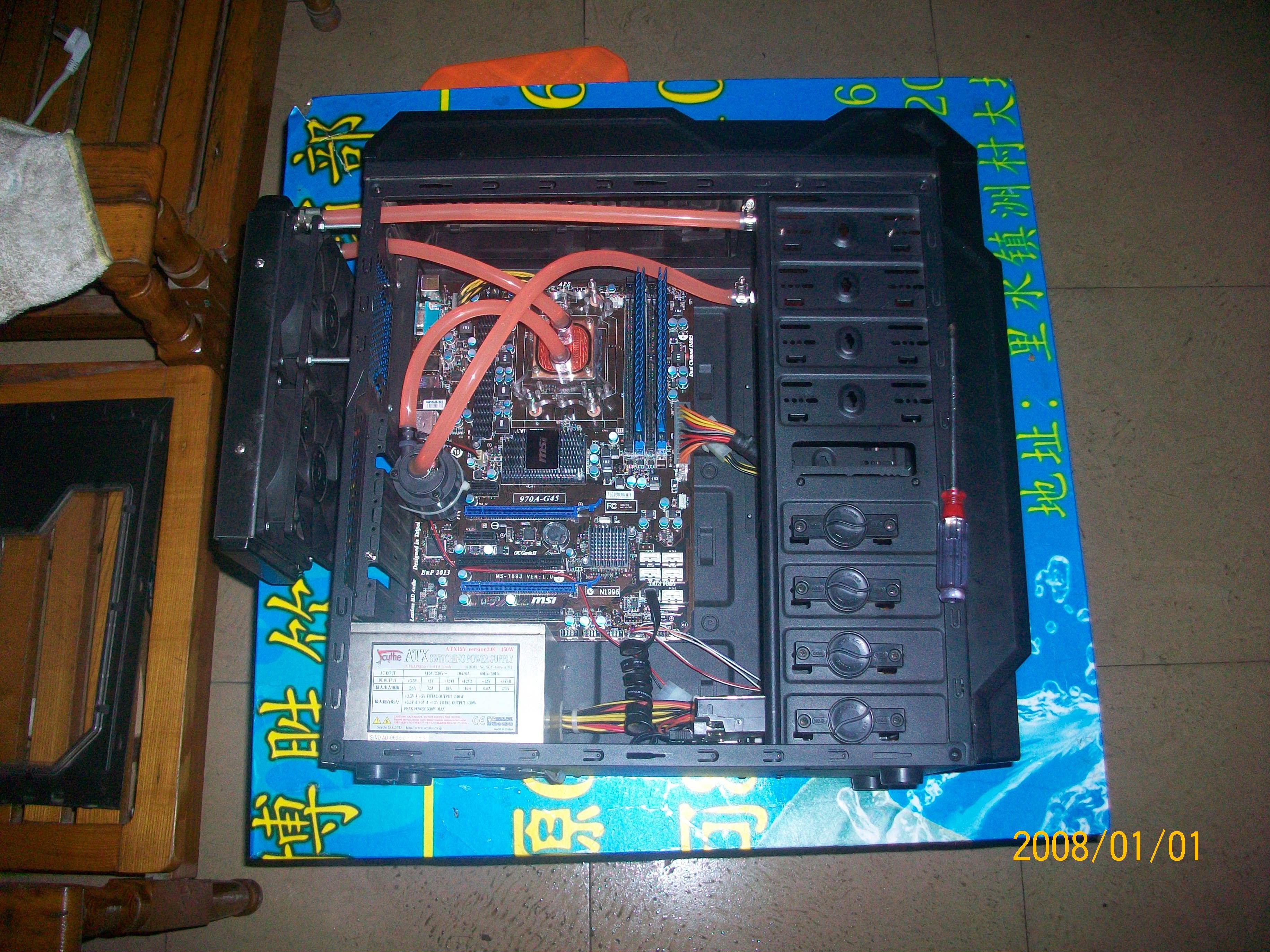 amd电脑主板接线图解