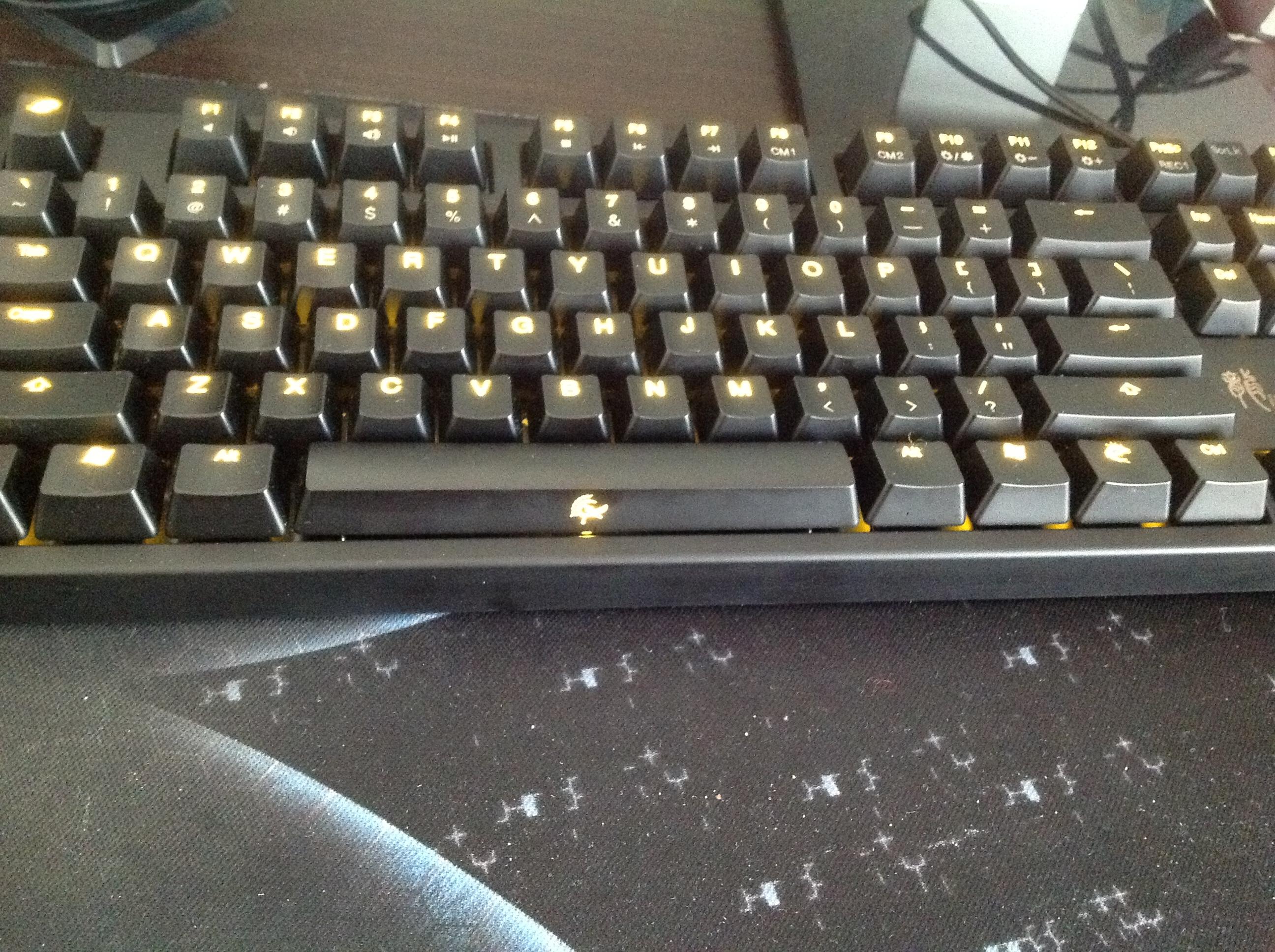 战地4雷蛇键盘
