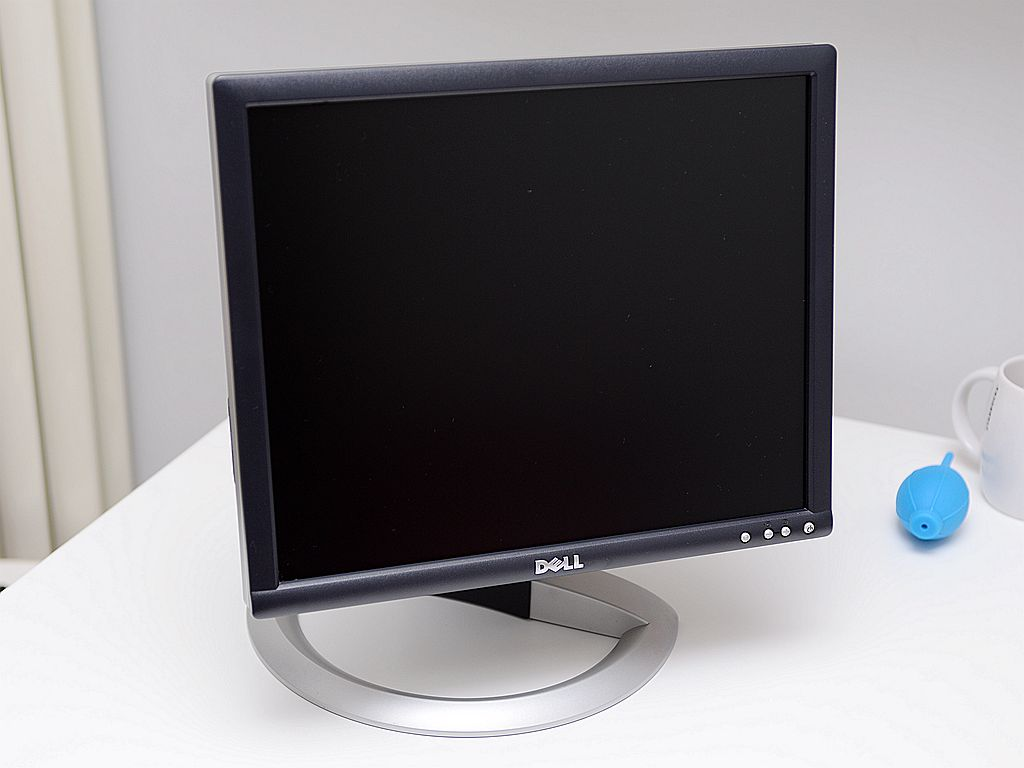 戴尔dell 1704fp 17寸 液晶显示器 一手自用行货 成色