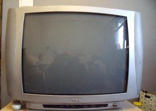 个人转让tcl25寸电视机彩电