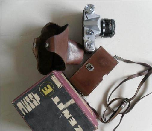 出售老式照相机-数码相机-二手库-中关村在线