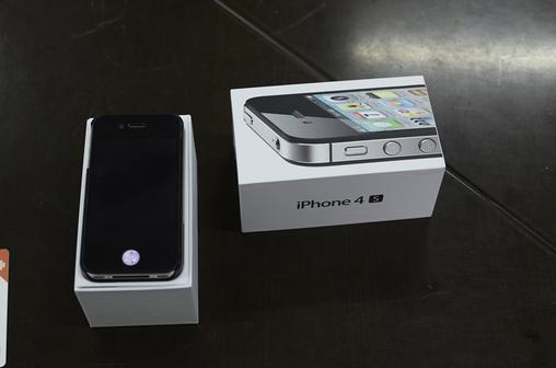 【二手苹果 iPhone 4S 32GB 联通版 】转手国