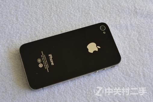 苹果iphone4 8g 黑色 7.11系统 9.5新 包邮