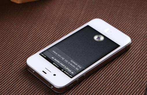 【二手苹果+iphone+4s(白色)】出售全新苹果ip