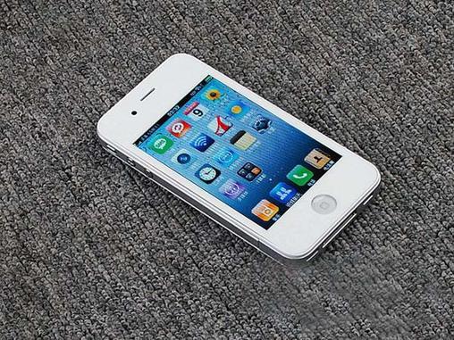 【二手铃声iPhone4(8GB)】出售港行iPhone4iphone6plus来电苹果怎么设置图片