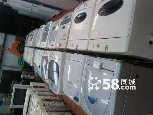 二手洗衣机: 小天鹅 海尔 美的 惠而浦 荣事达 三洋 lg 三星 海棠等