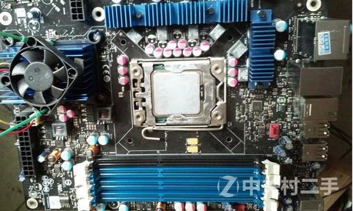 dx58so】英特尔x58台式机主板
