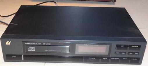 松下先锋高级cd机卡座功放等九五成新   800元日本原装建伍发烧级七碟