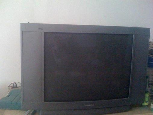 个人转让长虹电视29寸-crt普通电视-二手库-中关村